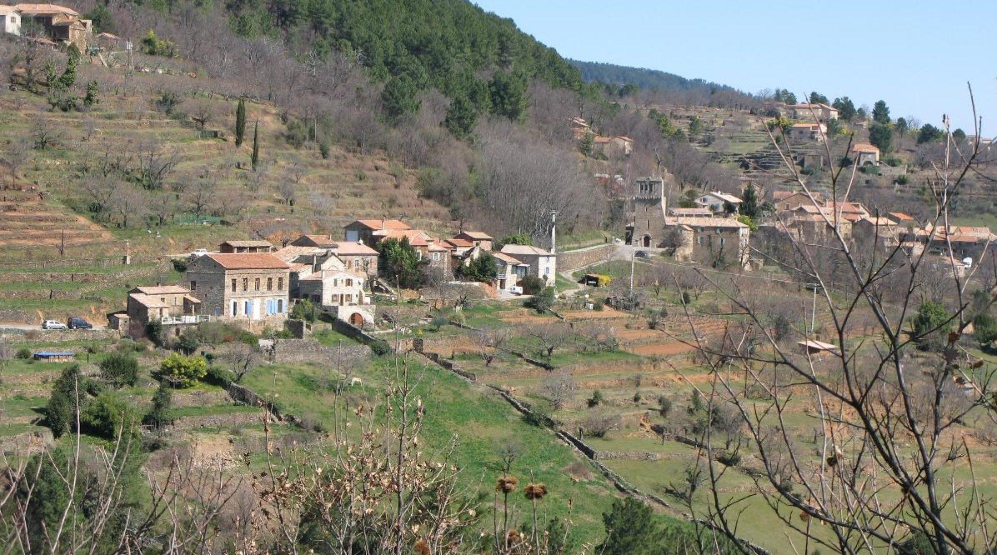 Commune de Faugères
